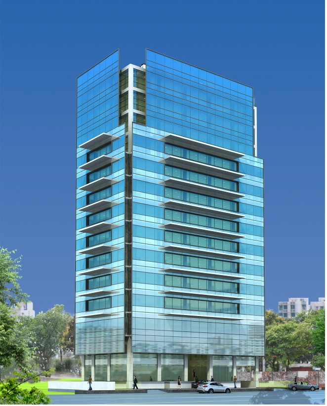 Zahir Smart Tower 14 storied Commercial cum residential Building